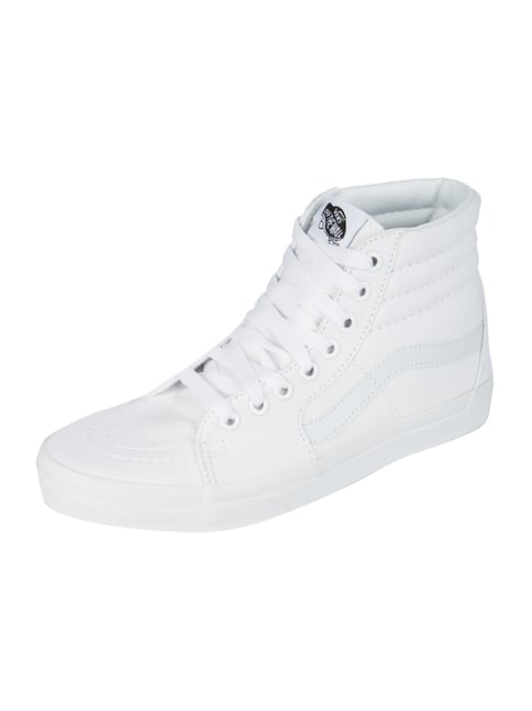 High Top Sneaker 'SK8-HI' aus Canvas Weiß - 1