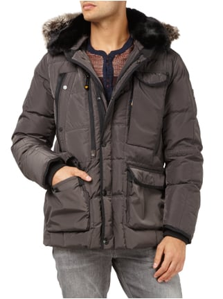 Wellensteyn Marvellous 560 Funktionsjacke mit Kapuze Anthrazit - 1