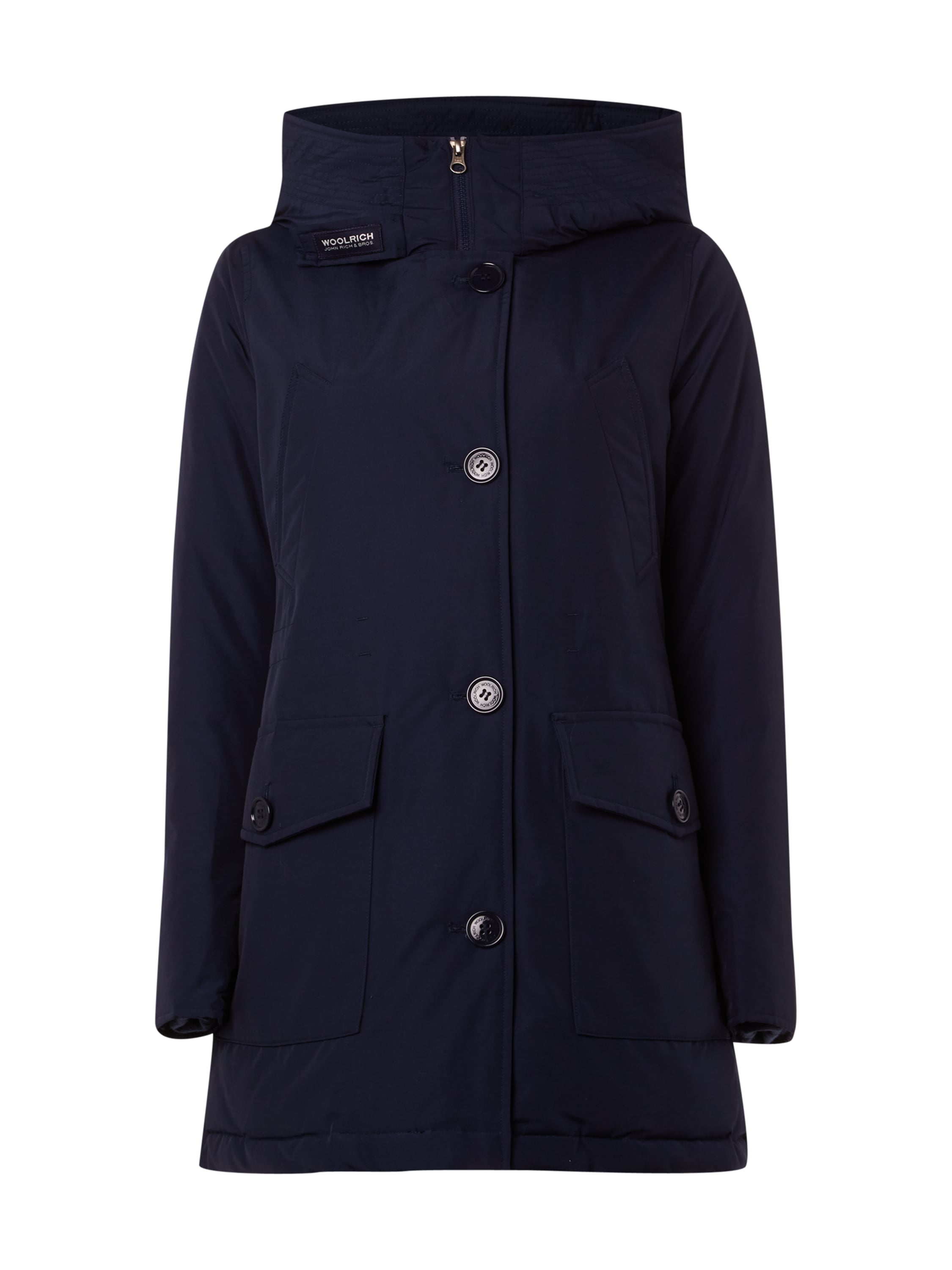 woolrich parka mit daunen federn f llung in blau t rkis online kaufen 9492457 p c at. Black Bedroom Furniture Sets. Home Design Ideas