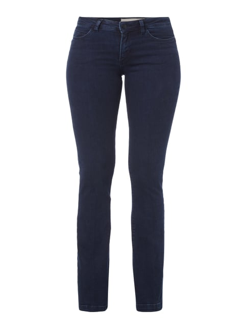 One Washed Flared Cut Jeans Blau / Türkis - 1