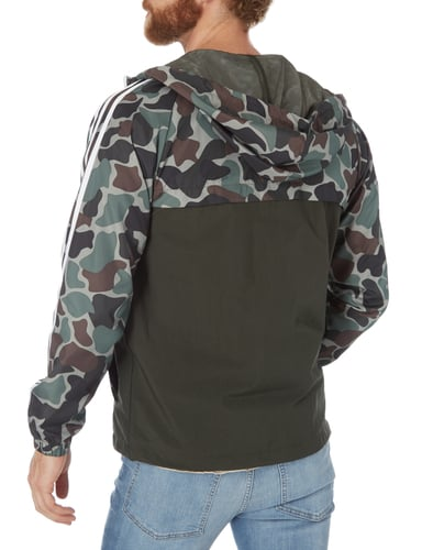 adidas originals jacke mit camouflage muster in gr n online kaufen 9667873 p c at online shop. Black Bedroom Furniture Sets. Home Design Ideas