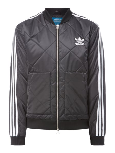 best loved 07d2c 89860 ADIDAS Originals – Bomber mit Wattierung – Schwarz