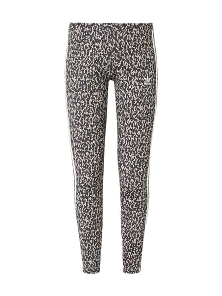 ADIDAS Originals Leggings mit Leopardenmuster Braun - 1