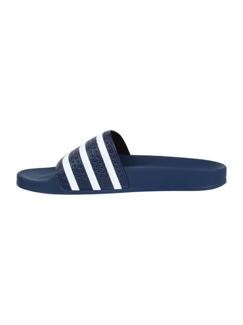 Rückansicht von adidas Originals - Ansons-denim in Marineblau - 1