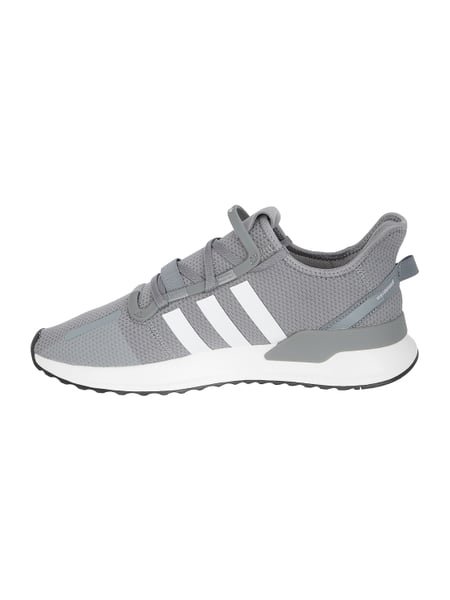 ADIDAS Originals – Sneaker 'U_Path Run' aus Mesh – Hellgrau