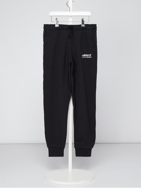Sweatpants mit Logo Print