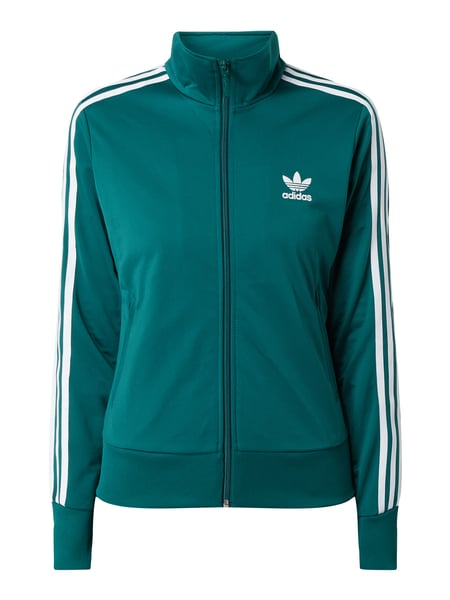 best choice classic thoughts on ADIDAS Originals – Trainingsjacke aus recyceltem Polyester – Grün