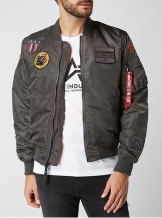 promo code f35b8 a71d1 Alpha IndustriesMa-1 Air Force – Bomber von Alpha Industries