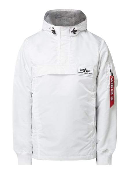 Alpha Industries Jacke in Schlupfform Weiß - 1