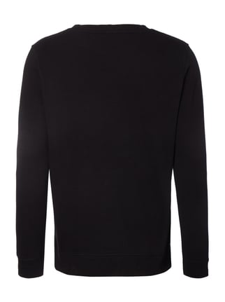Amplified Sweatshirt mit Print Schwarz - 1