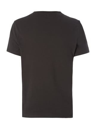 Amplified T-Shirt mit Print Anthrazit - 1