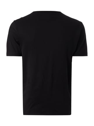 Amplified T-Shirt mit Print Schwarz - 1