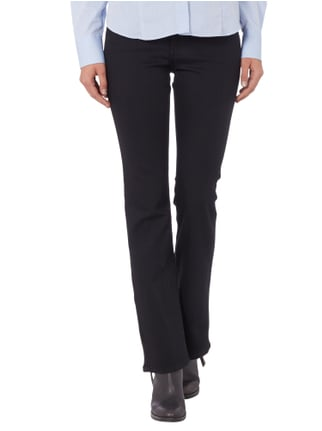 Angels Coloured Flared Cut Jeans Schwarz - 1
