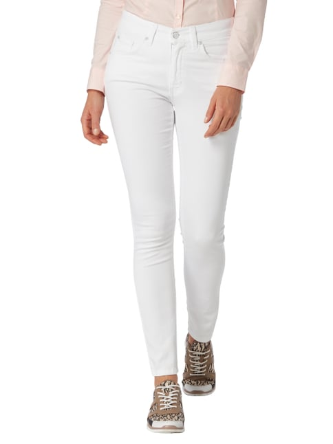 Angels Coloured Skinny Fit Jeans Weiß - 1
