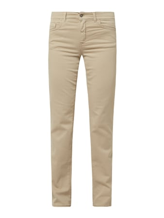 Angels Regular Fit Jeans mit Stretch-Anteil Beige - 1