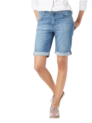Angels Stone Washed Jeansbermudas Jeans meliert - 1