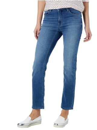 Angels Stone Washed Regular Fit 5-Pocket-Jeans Jeans meliert - 1