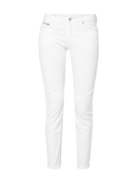 ARMANI EXCHANGE Coloured Super Skinny Fit Jeans Weiß