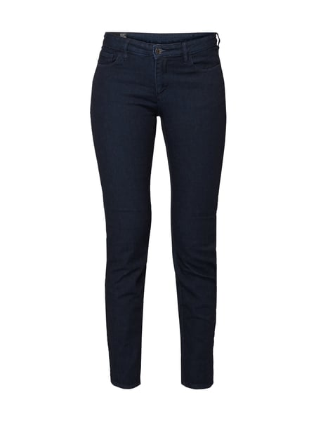ARMANI EXCHANGE One Washed Super Skinny Fit Jeans Jeans