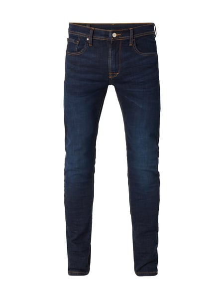 ARMANI EXCHANGE Stone Washed Slim Fit Jeans Marineblau
