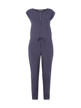 Jumpsuit aus Lyocell - Fair and Organic Blau / Türkis - 1