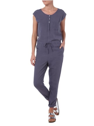 Armedangels Jumpsuit aus Lyocell - Fair and Organic in Blau / Türkis - 1