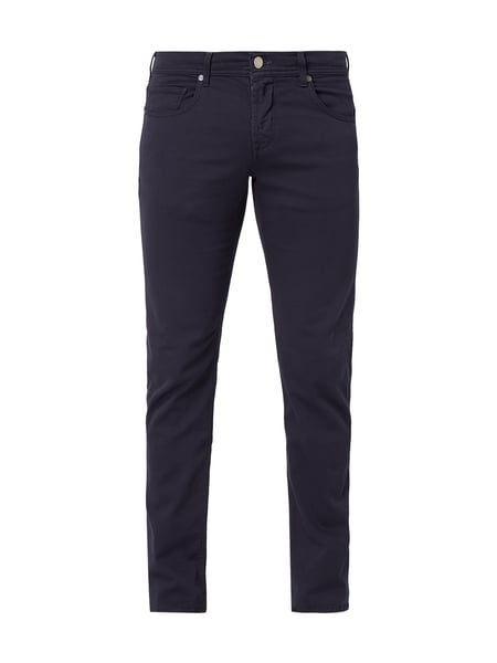 Baldessarini Regular Fit Hose mit Stretch-Anteil Blau / Türkis - 1