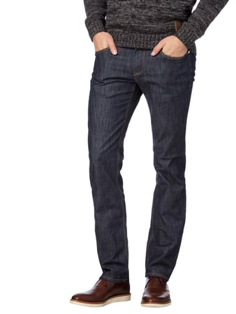 Baldessarini Stone Washed Regular Fit Jeans Dunkelblau - 1