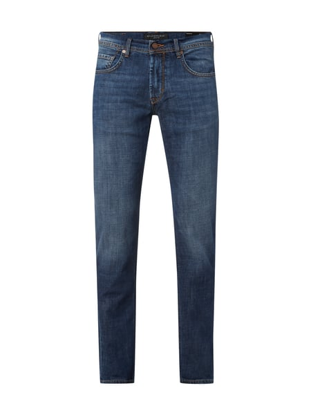 Baldessarini Stone Washed Regular Fit Jeans Blau - 1