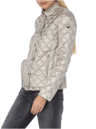 Beaumont Amsterdam Light-Daunenjacke mit Steppungen Sand - 1