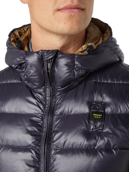Winterjacke blauer usa
