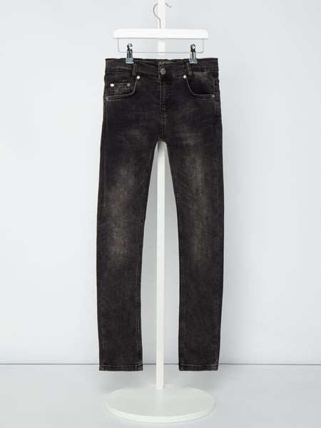 Blue Effect Regular Fit Jeans Schwarz - 1
