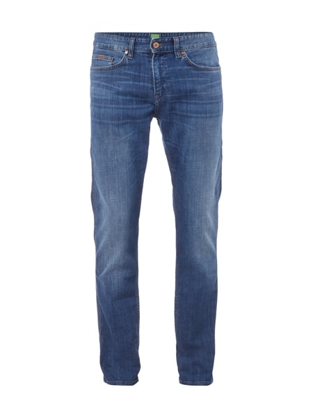 Boss Green C-delaware1 - 5-Pocket-Jeans im Stone Washed-Look Jeans