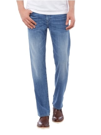 Boss Green 5-Pocket-Jeans im Stone Washed-Look Jeans - 1