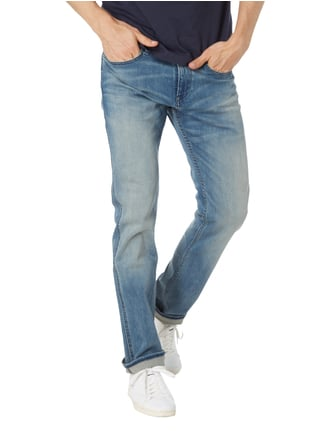 Boss Green Double Stone Washed Slim Fit Jeans Jeans - 1