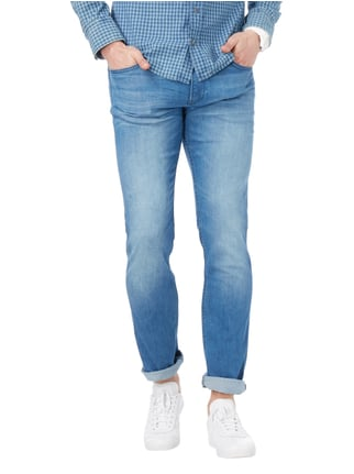 Boss Green Stone Washed Slim Fit Jeans Jeans - 1