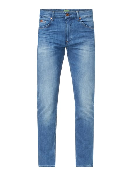 Boss Green C-delaware1-1 - Stone Washed Slim Fit Jeans Jeans
