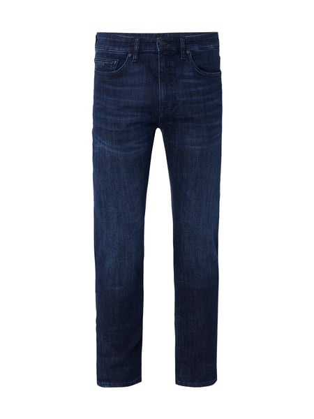 Boss Casual Light Stone Washed Slim Fit Jeans Blau / Türkis - 1