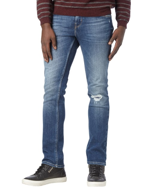 Boss Orange Slim Fit Jeans im Destroyed Look Jeans - 1