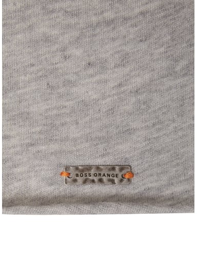 T-Shirt mit Message Boss Orange online kaufen - 2