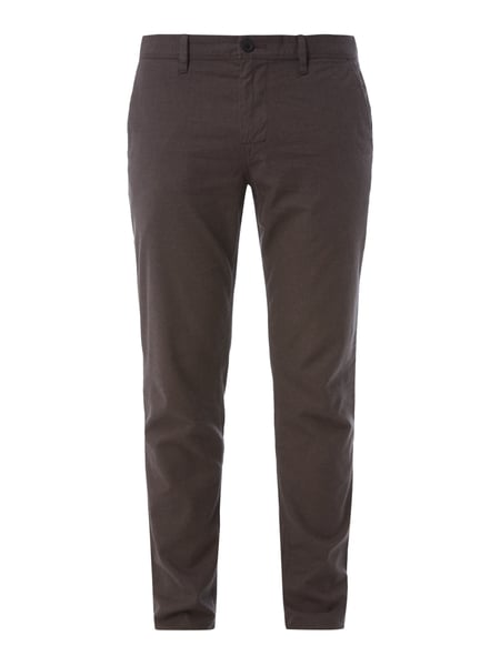 Boss Orange Stapered1-w 1020 - Tapered Fit Chino mit Stretch-Anteil Dunkelblau