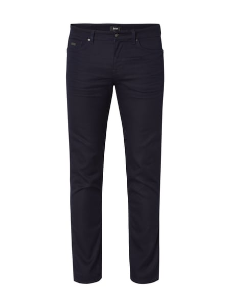 Boss Coloured Slim Fit 5-Pocket-Jeans Blau - 1