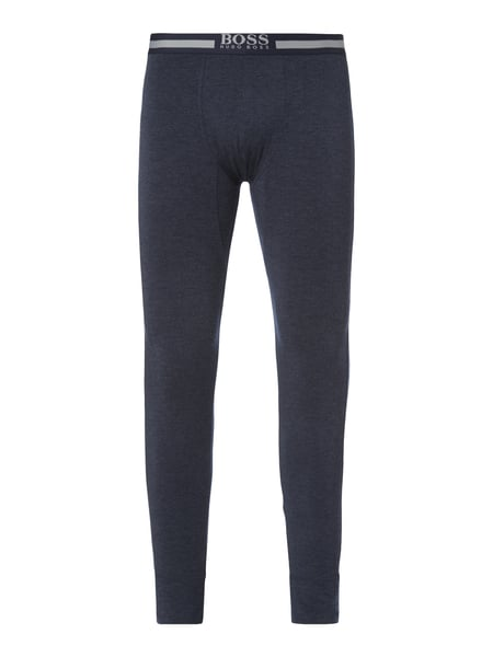 Boss Long Johns aus Jersey Dunkelblau