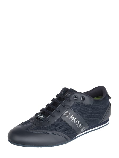 Boss Athleisure Sneaker 'Lighter' aus Mesh Blau / Türkis - 1