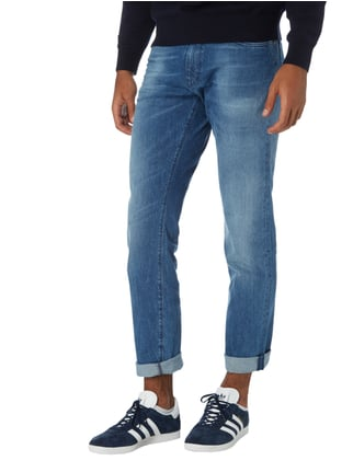 Boss Stone Washed Regular Fit Jeans Jeans - 1