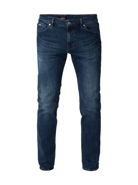 Boss Maine3 - Stone Washed Regular Fit Jeans Jeans