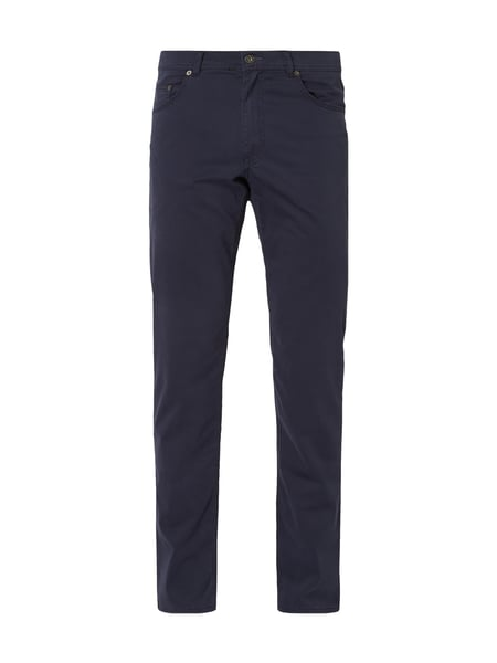 Brax Regular Fit 5-Pocket-Hose mit Stretch-Anteil Blau - 1
