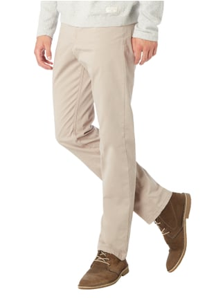 Brax Regular Fit 5-Pocket-Hose mit Stretch-Anteil Sand - 1