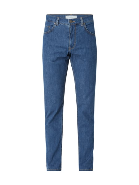Brax Stone Washed Regular Fit Jeans Blau / Türkis - 1