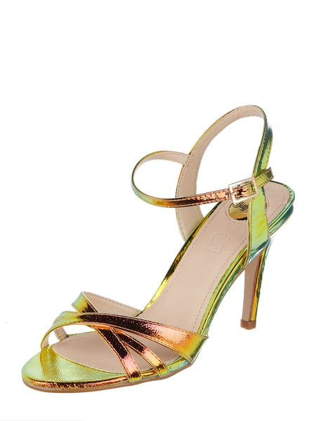 – Heels Buffalo Metallicoptik High In Gold HE29eDWIY